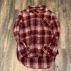Size medium Aeropostale flannel